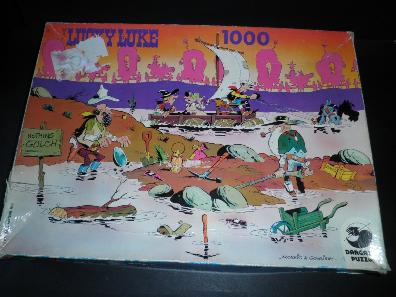 Puzzle Lucky Luke 1978 Puzzle10