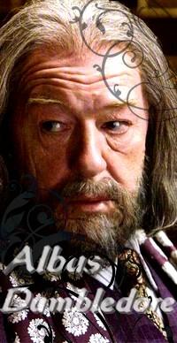[Last] Albus Dumbledore