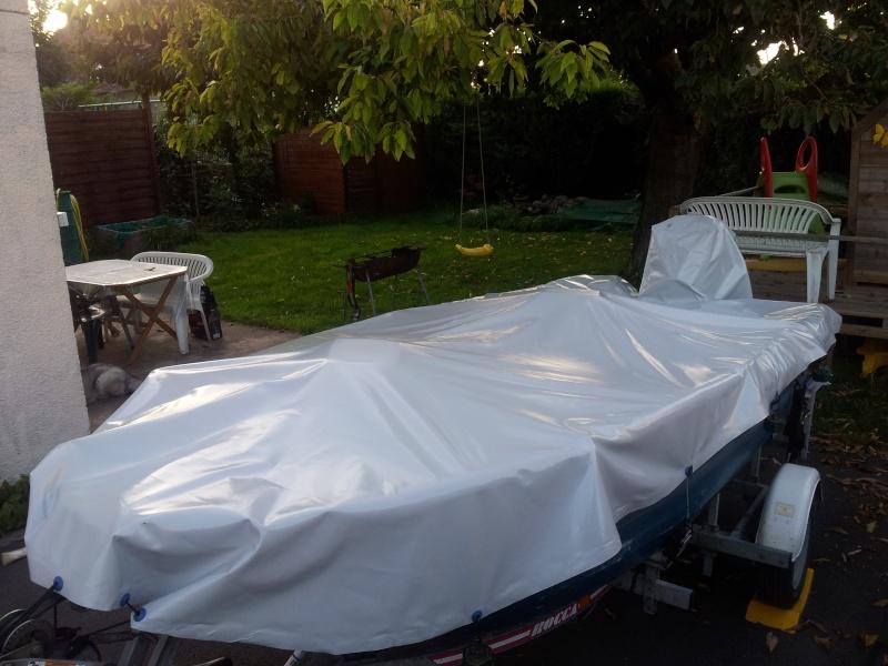 Bricolage taud pour cap360 20120711