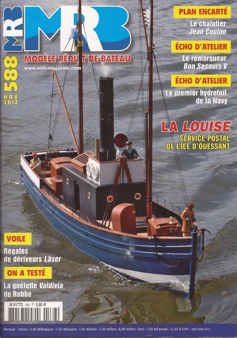 Revues : Bateau modèle - Modèle réduit de bateau (MRB) Mrb_na10