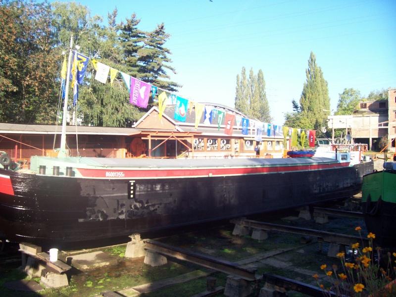Chantier naval Vankerkoven de Pont de Loup Vanker14