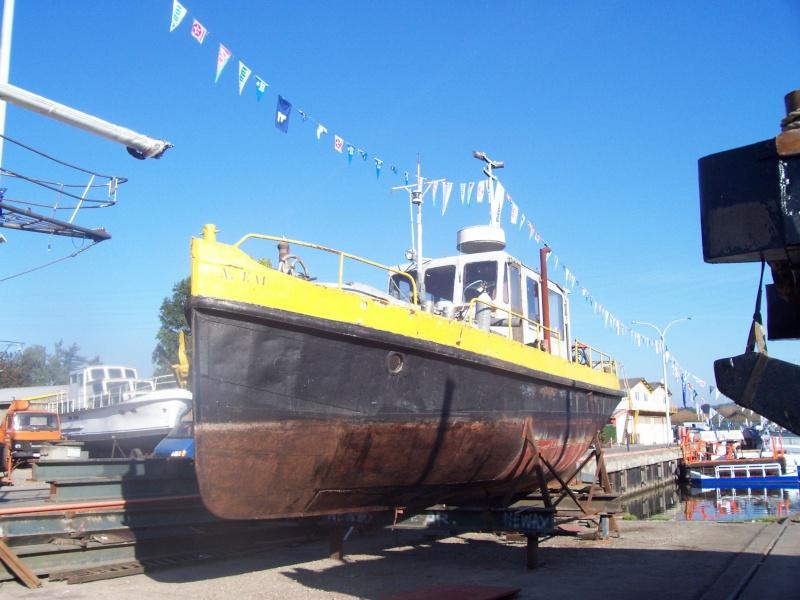 Chantier naval Vankerkoven de Pont de Loup Vanker18