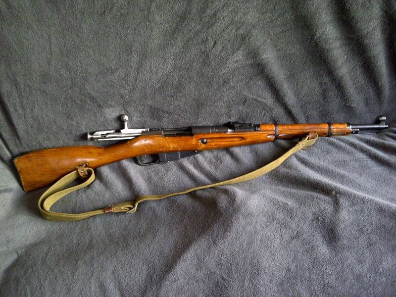 mosin nagant M38 Saint-10