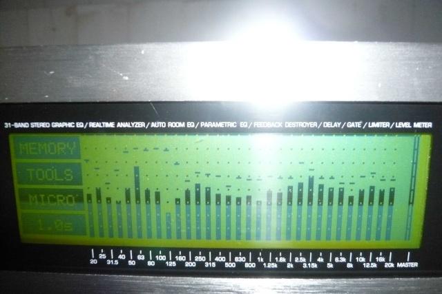 GBL p101  -  l'optimisation d'une JBL L101. Filtre10