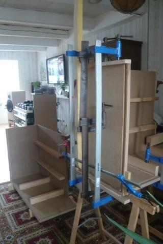 Rebirth of the legendary JBL 4345 studio monitor. P1080214