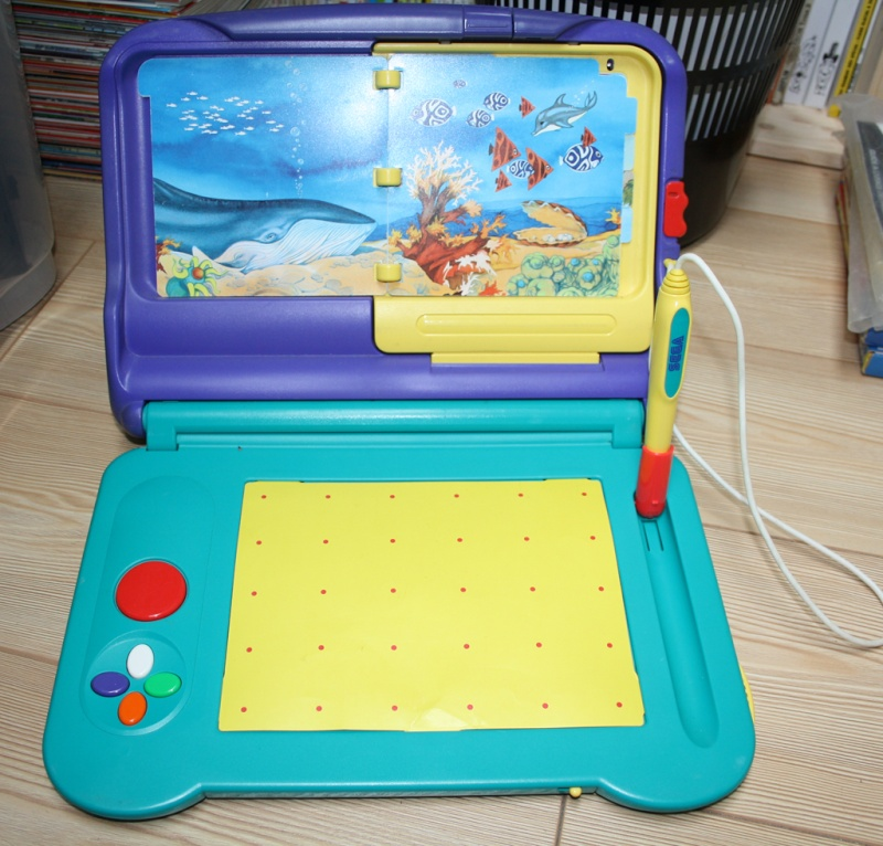 A vendre lot Sega PICO Img_4415