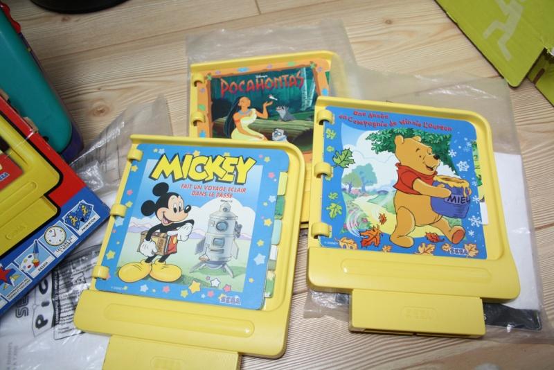 A vendre lot Sega PICO Img_4416