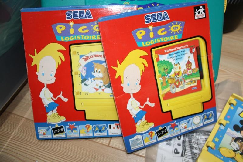 A vendre lot Sega PICO Img_4417