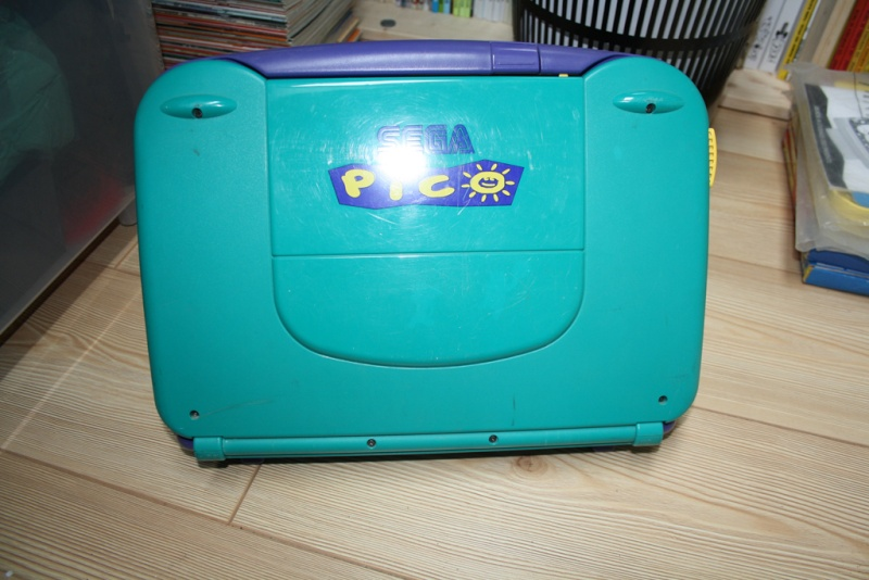 A vendre lot Sega PICO Img_4418