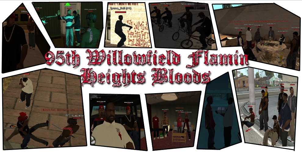 95th Flamin' Heights