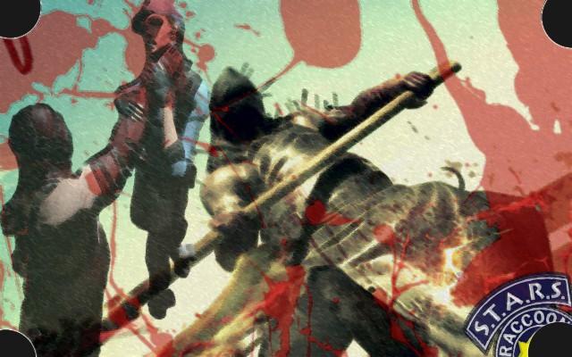>[OFF-LINE]< Resident Evil 4: RE5 Executioner Majini Mod Render12
