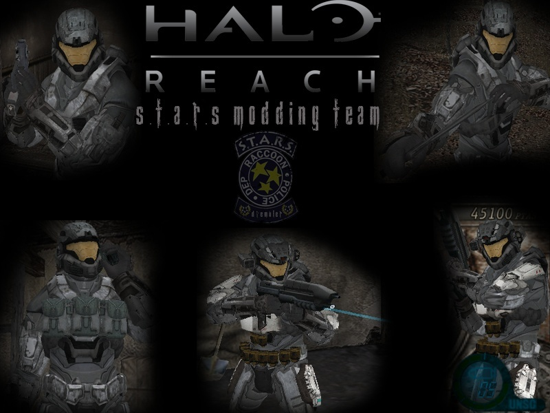 Halo Reach Noble 6 Pack Render19