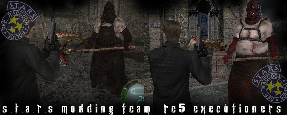 >[OFF-LINE]< Resident Evil 4: RE5 Executioner Majini Mod Snap10