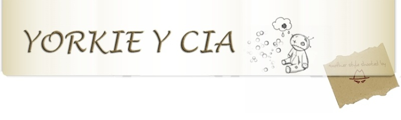 YORKIE Y CIA