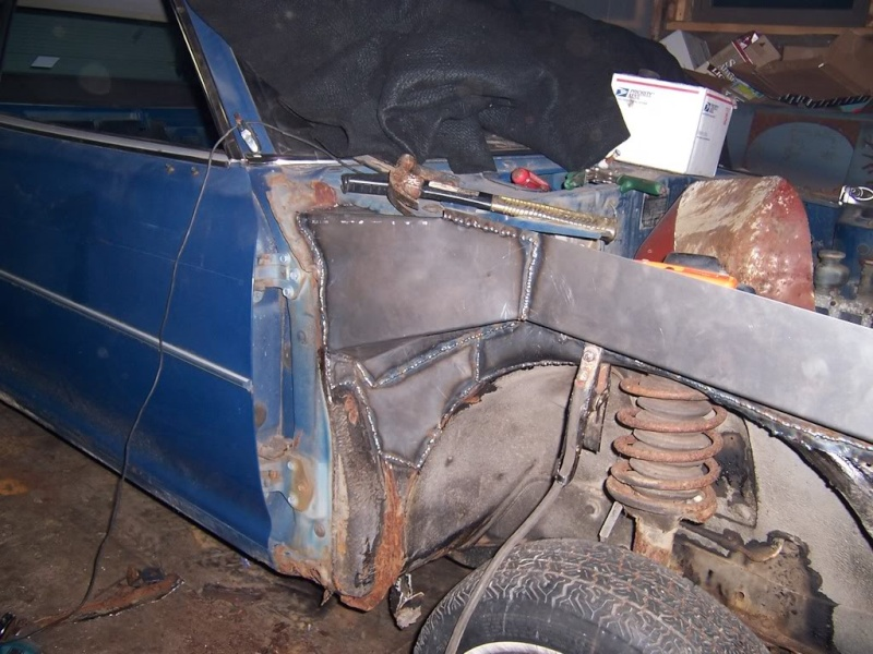 My next LS swap... Datsun12