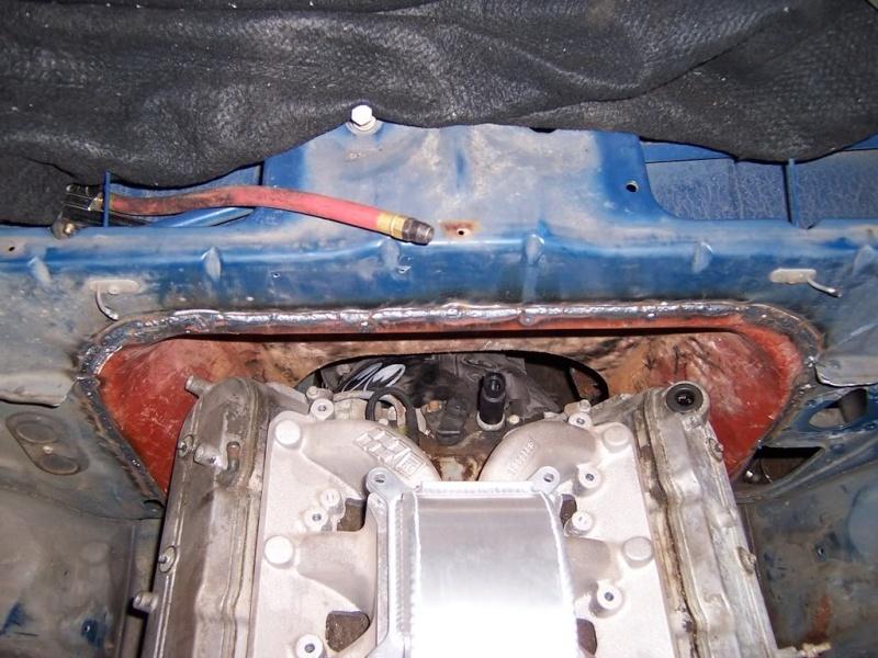 My next LS swap... Datsun14