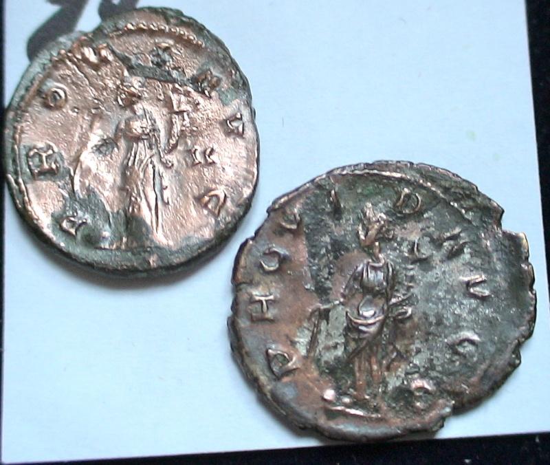Les monnaies de Gallien à identifier   - Page 4 Dsc06872