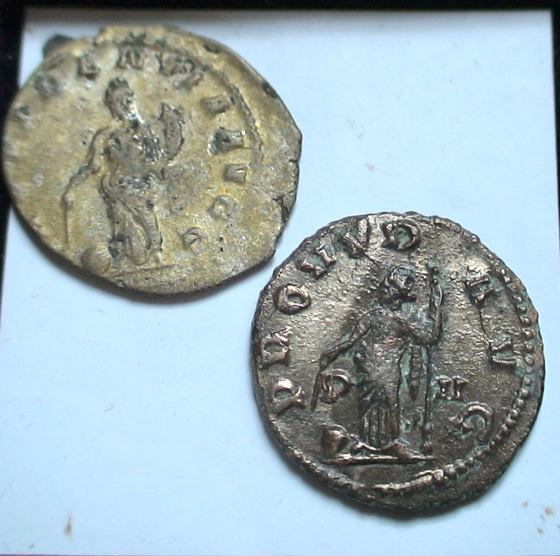 Les monnaies de Gallien à identifier   - Page 4 Dsc06875