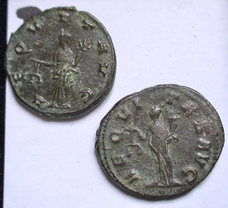 Les monnaies de Gallien à identifier   - Page 4 Dsc06886