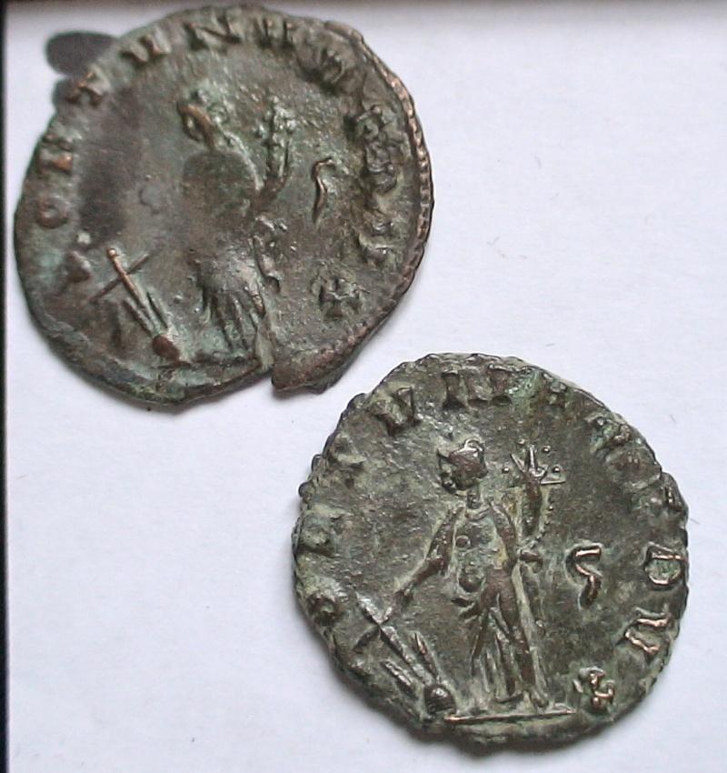 Les monnaies de Gallien à identifier   - Page 4 Dsc06888