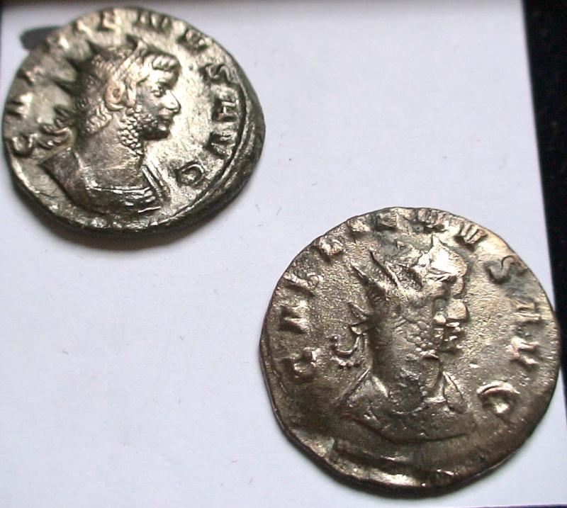Les monnaies de Gallien à identifier   - Page 4 Dsc06891