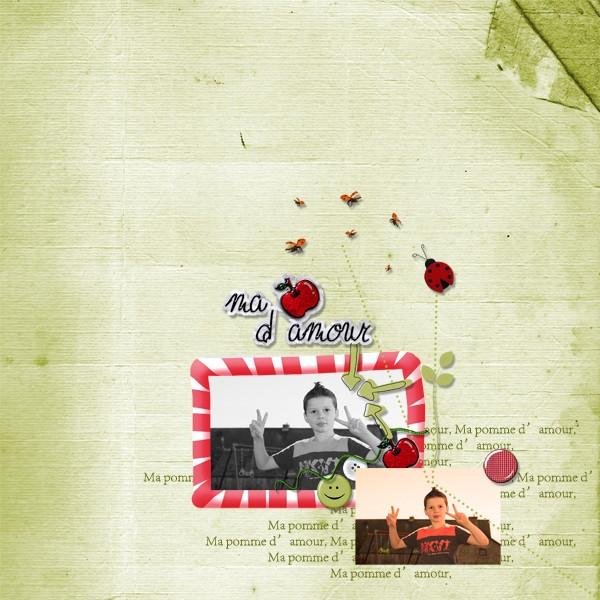 Dictée 2012 - Dictée d'Evylis - Page 2 Dictee12