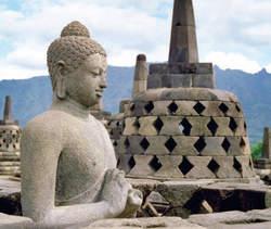 Bali en Java, paradijsjes naast elkaar Borobu10