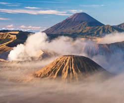 Bali en Java, paradijsjes naast elkaar Bromo10