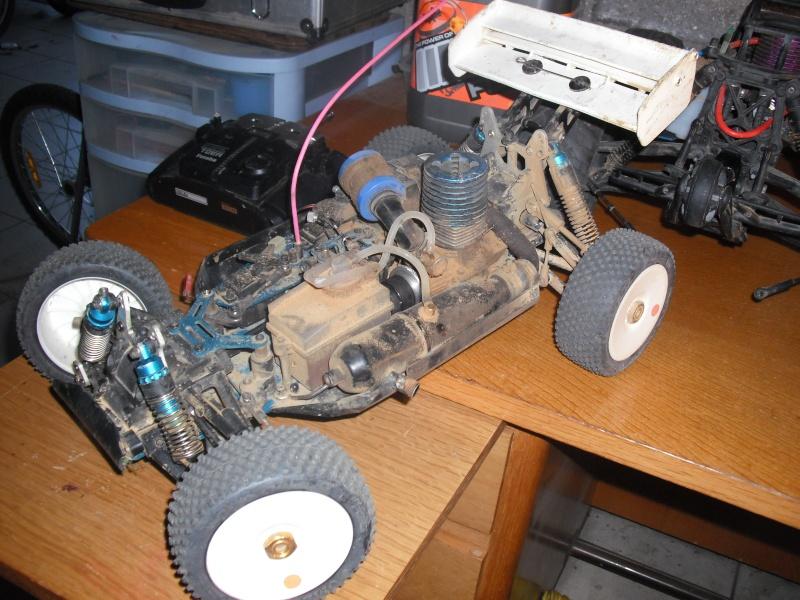 Juju's T2m blitz evo 1 moteur LRP Z.21R Dscf6014