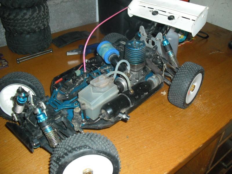 Juju's T2m blitz evo 1 moteur LRP Z.21R Dscf6113