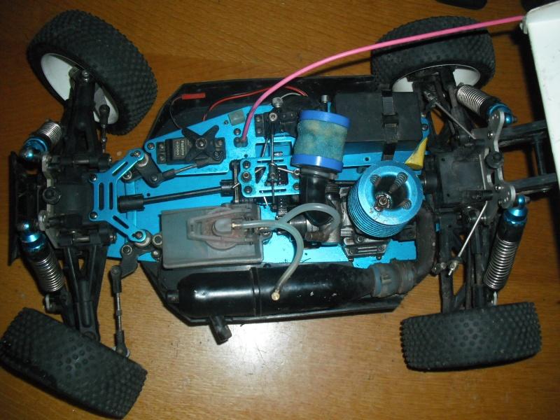 Juju's T2m blitz evo 1 moteur LRP Z.21R Dscf6114