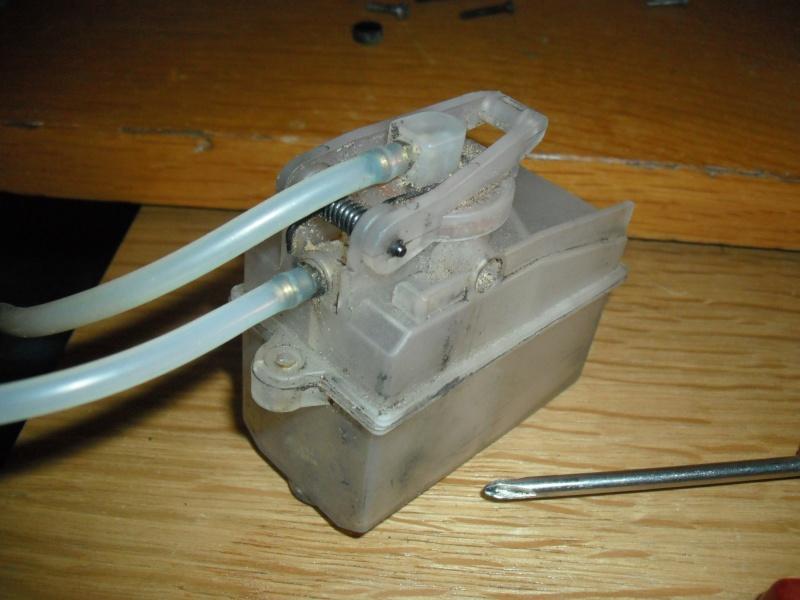 Juju's T2m blitz evo 1 moteur LRP Z.21R Dscf7114