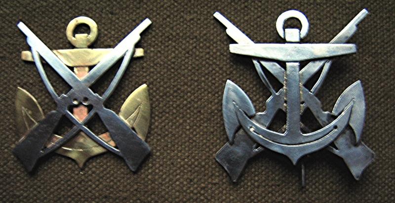 Insignes de fonction de la Marine Fm10