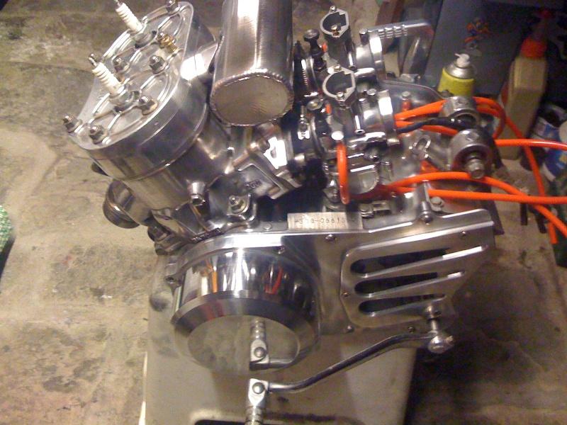 polissage cylindres Moteur10