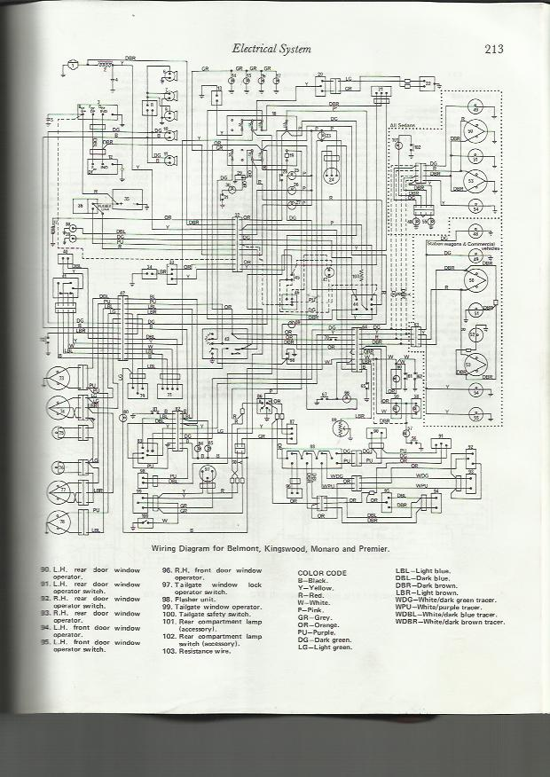 Hqhj Wiring Diagram: Hq Holden Wiring Diagram At Jornalmilenio.com