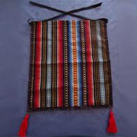 Delantal tribal multicolor Delant10