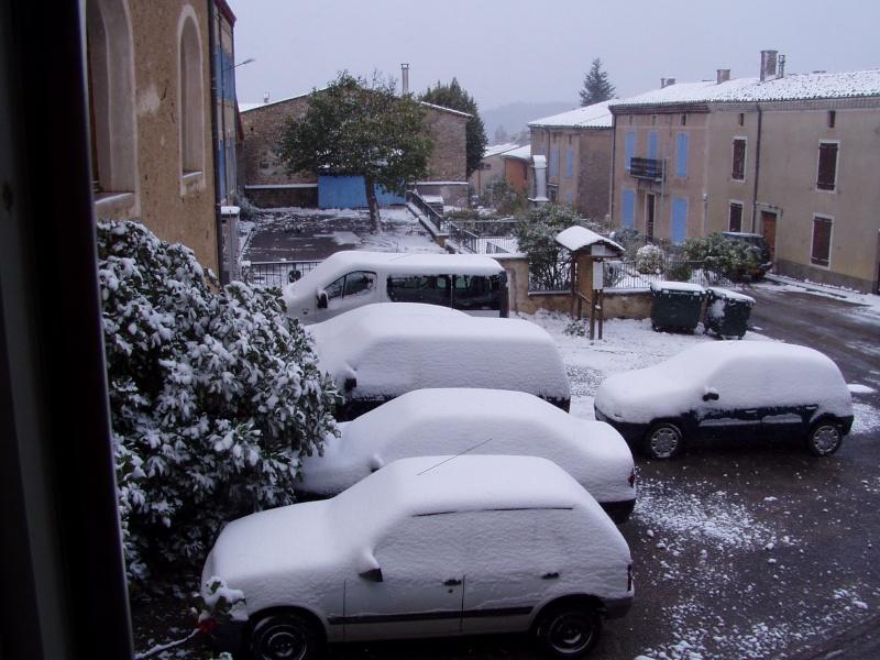 L'heure d'hiver ... P1010010