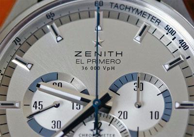 Zenith El Primero 36000 / Choix de la couleur du cadran ? 61326910