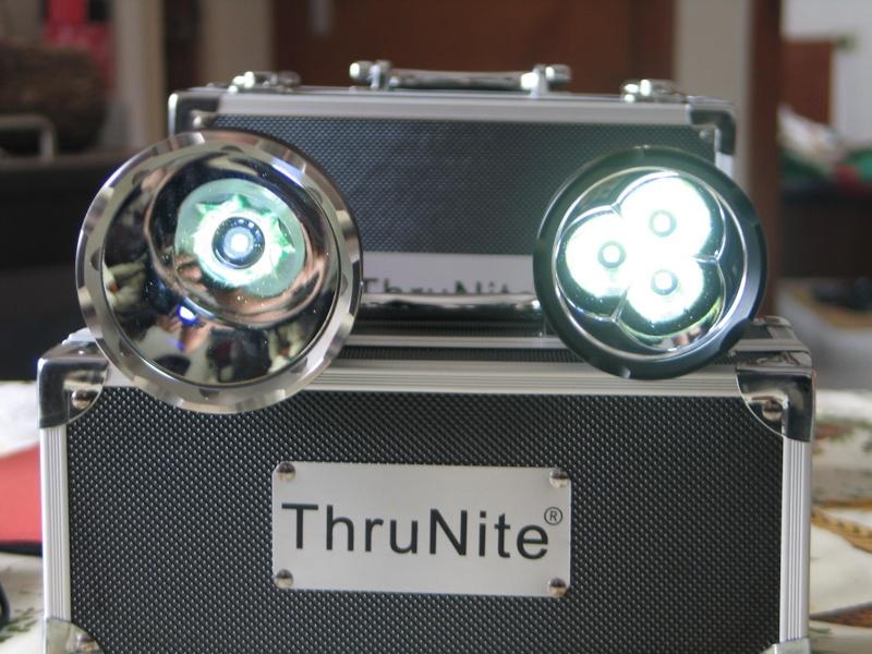 Lampes de recherche - éclairage longue durée. Tn30_t10