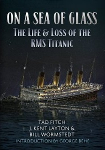On a sea of glass : The life & the loss of the RMS Titanic 51qppb11