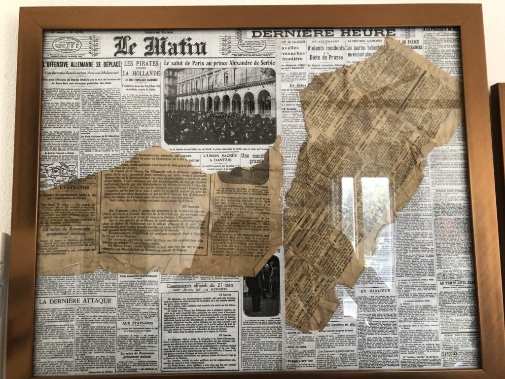 Morceau de journeaux 1916 355be210