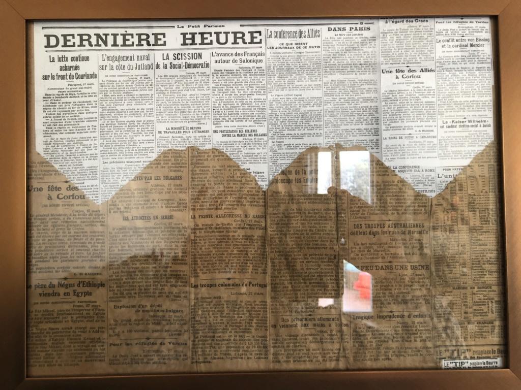 Morceau de journeaux 1916 921e5410