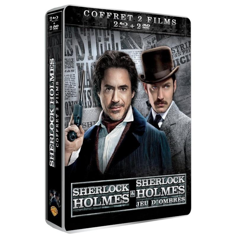 Sherlock Holmes 81ymg610