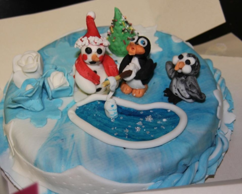 banquise, igloos, pingouins et Grand Nord - Page 5 Petits10