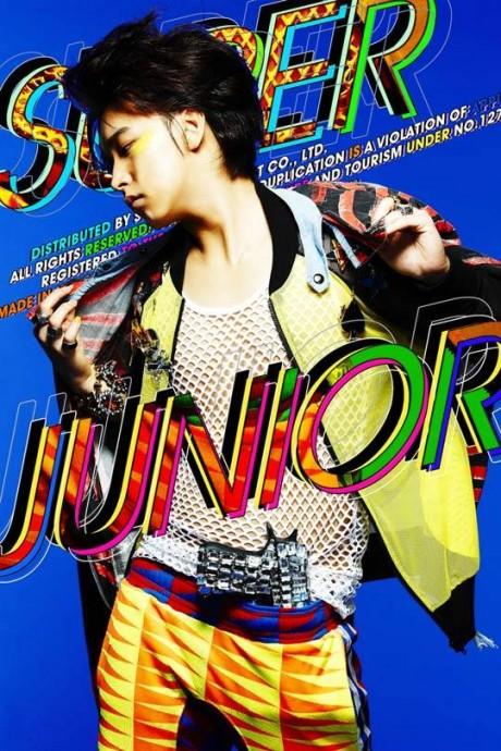 Super Junior --- Sungmin teaser photo comeback 20110725