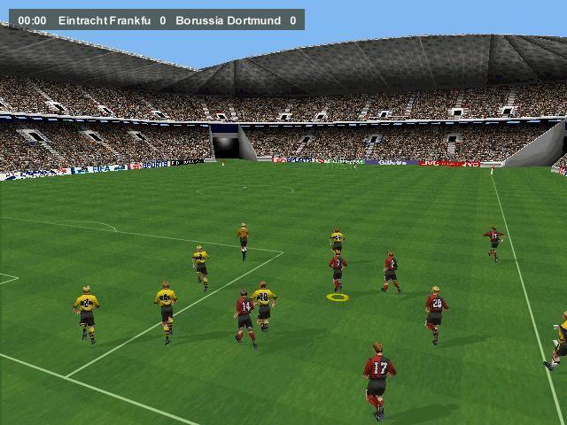 تحميل لعبة Fifa 98 ولعبة Fifa 99 Fifa9810