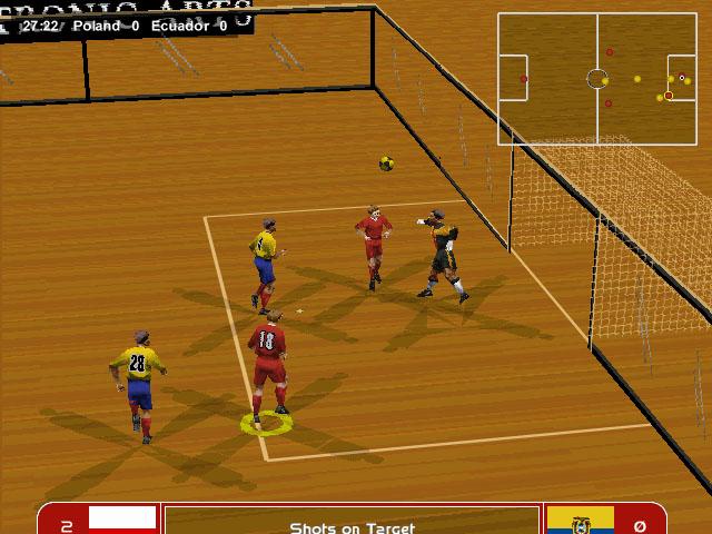 تحميل لعبة Fifa 98 ولعبة Fifa 99 Fifa9812