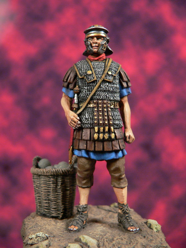 les barbouillages du Khorgan  (bustes Sunturion, Arkon et Daredevil, page 29) 43310