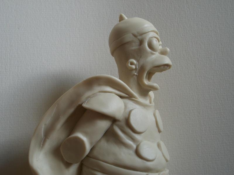 les barbouillages du Khorgan  (bustes Sunturion, Arkon et Daredevil, page 29) Imgp3320