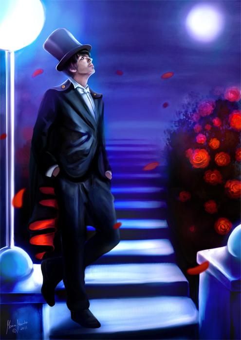 Mamoru Chiba/Tuxedo Mask/Ritter des Mondlichts/Endymion - Bilder Tuxedo10